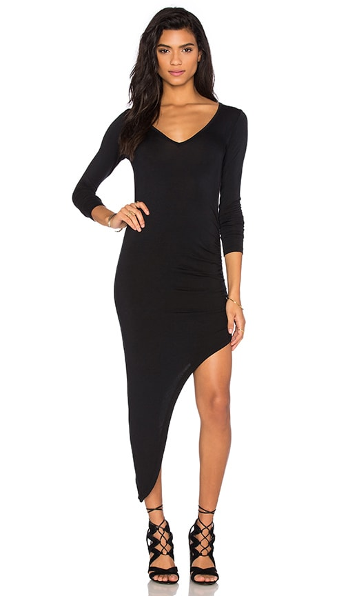 Young, Fabulous & Broke Haile Dress in Black