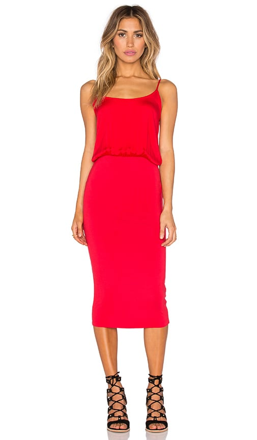 Young, Fabulous & Broke Adela Dress in Red