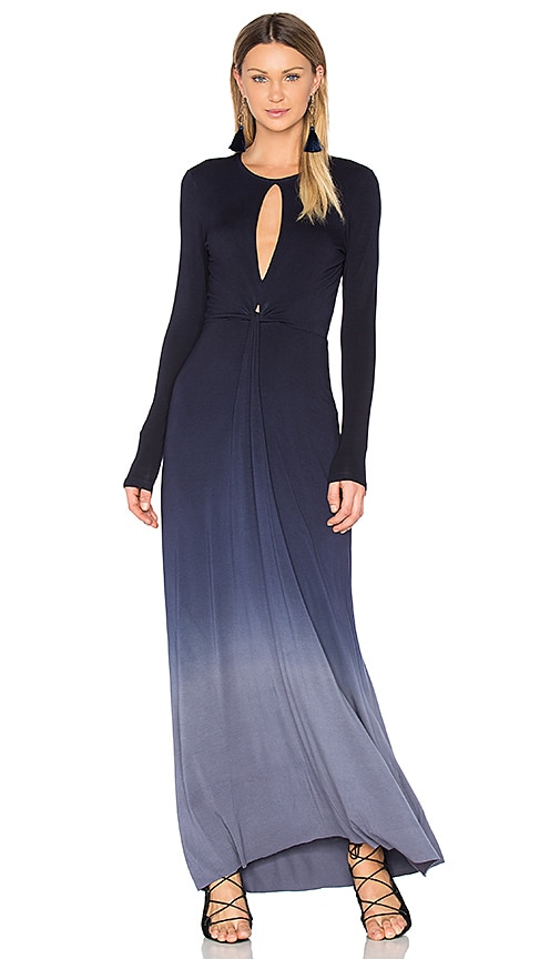 Young, Fabulous & Broke Mariel Dress in Navy