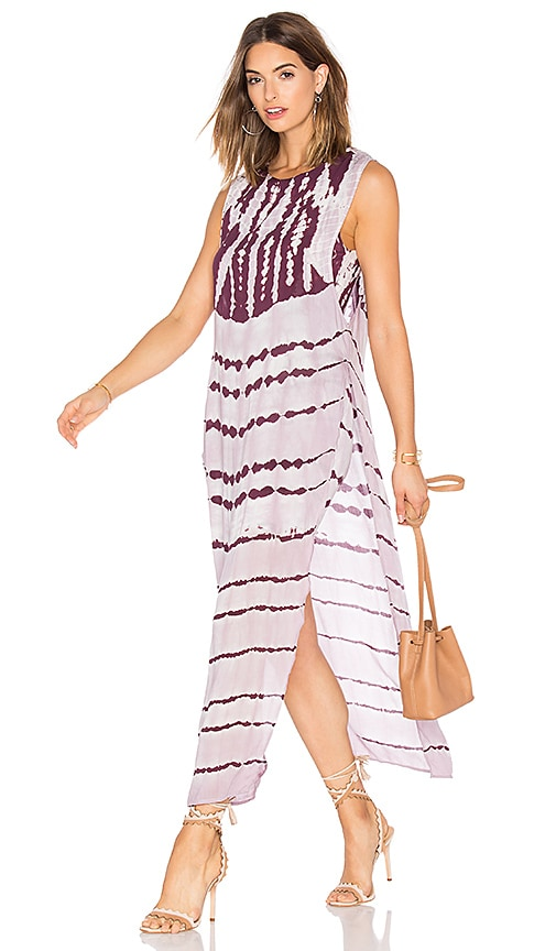 Young, Fabulous & Broke Amara Dress in Purple