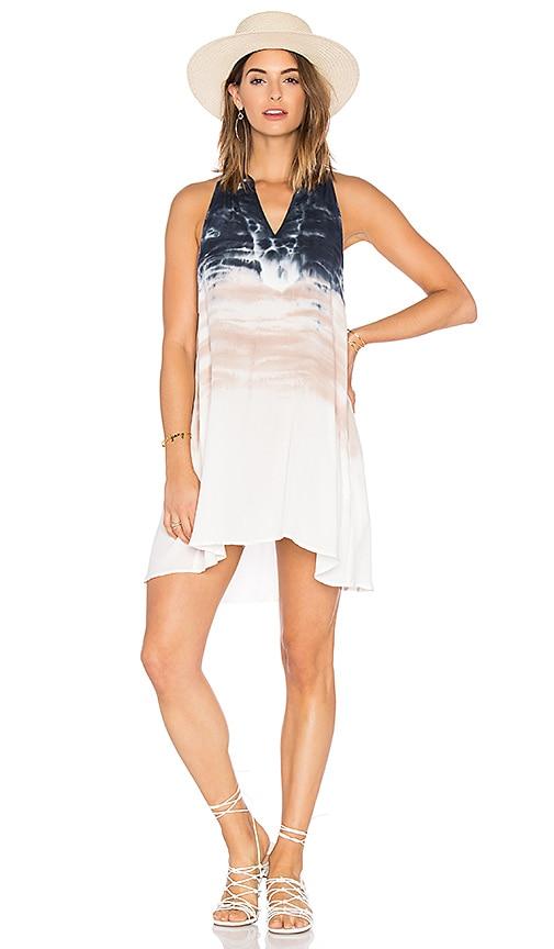 Young, Fabulous & Broke Natasha Dress in Navy