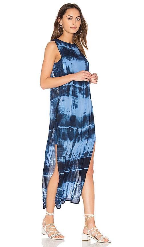 Young, Fabulous & Broke Amara Dress in Blue