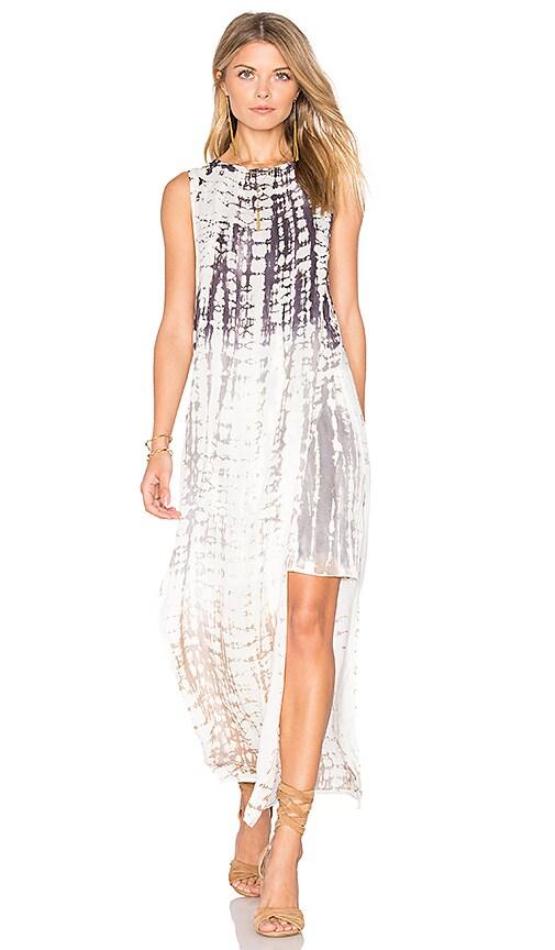 Young, Fabulous & Broke Amara Dress in White