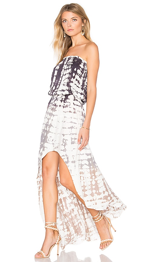 Young, Fabulous & Broke Kylie Dress in White