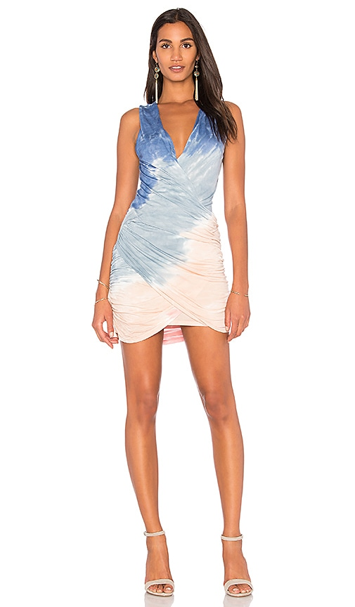 Young, Fabulous & Broke Cadler Dress in Blue