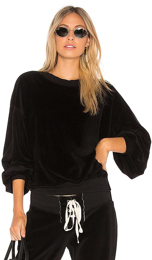 Young, Fabulous & Broke Frailey Sweatshirt in Black