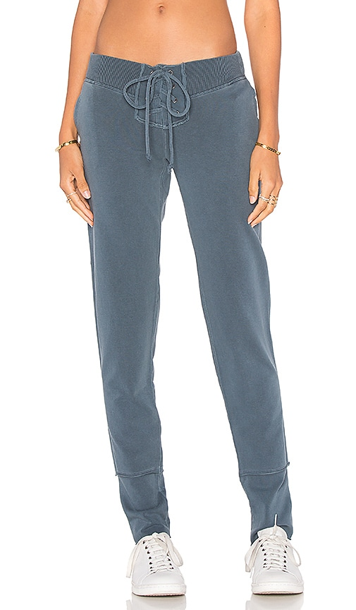 Young, Fabulous & Broke Kelela Pant in Indigo