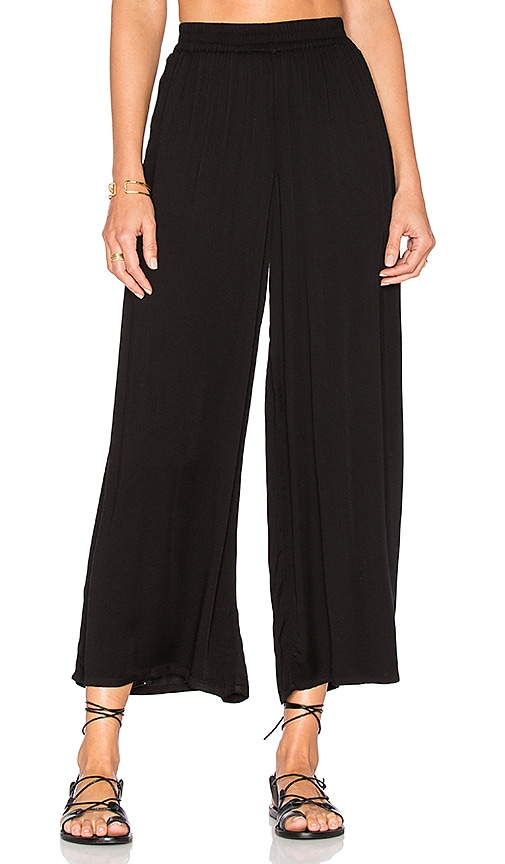 Young, Fabulous & Broke Dessa Pant in Black