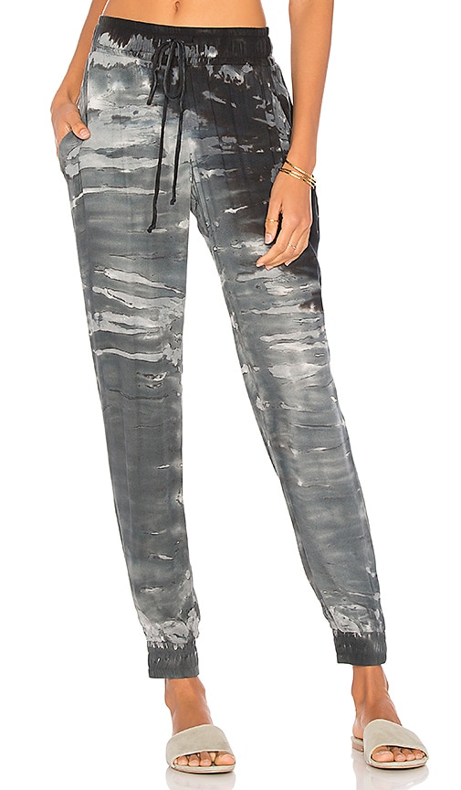 Young, Fabulous & Broke Ollie Pant in Charcoal