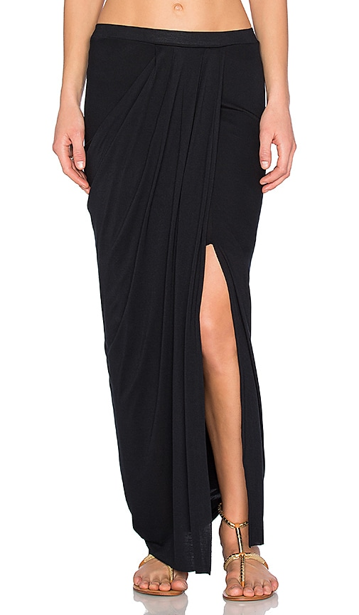 Young, Fabulous & Broke Kit Skirt in Black