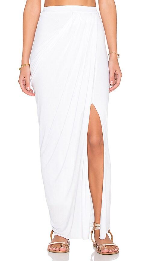 Young, Fabulous & Broke Kit Skirt in White