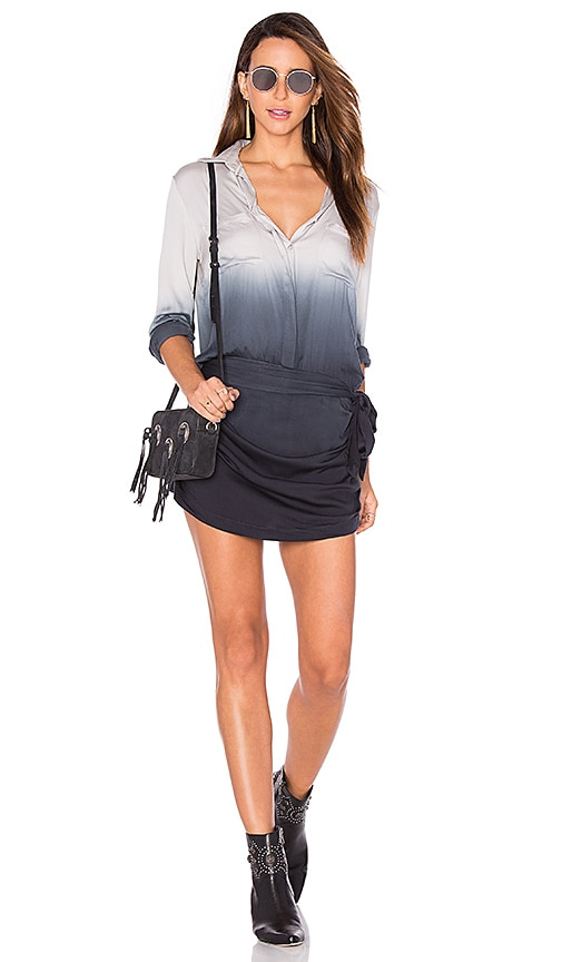 Young, Fabulous & Broke Jenah Romper in Gray