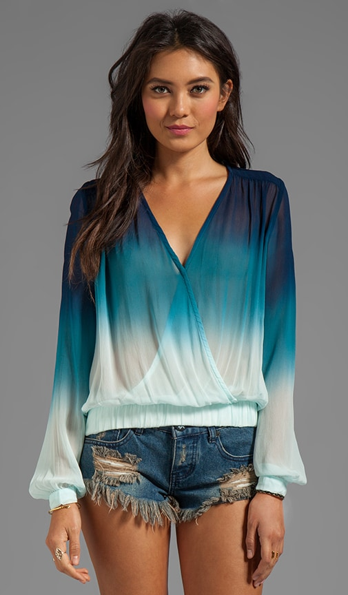 Astrid Ombre Top