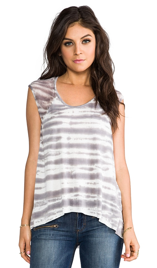Delainey Sketchy Stripe Top