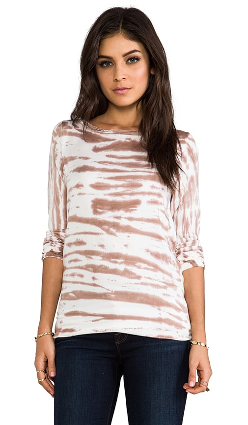 Joi Sketchy Stripe Top