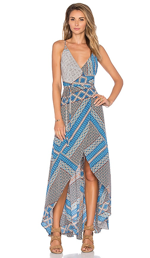 Yumi Kim Rush Hour Maxi Dress in Bohemian Border