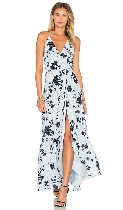 Yumi Kim Rush Hour Maxi Dress in Classic Night Fall