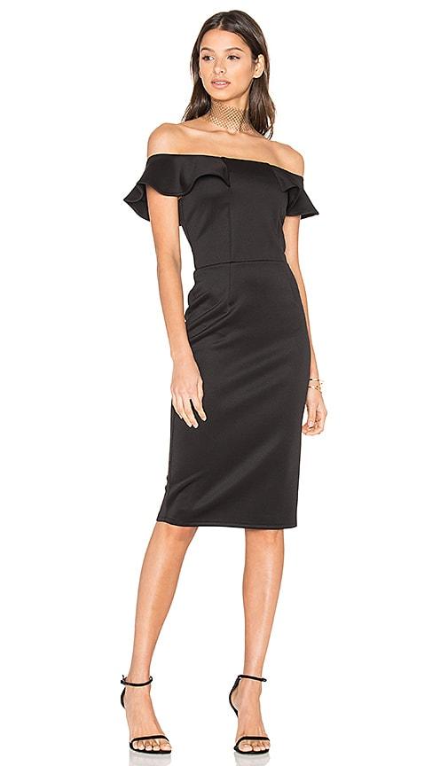 Yumi Kim Under Your Spell Dress in Black