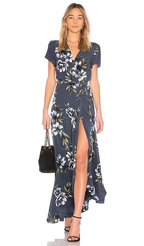 Yumi Kim Spring Street Maxi Dress in Blue