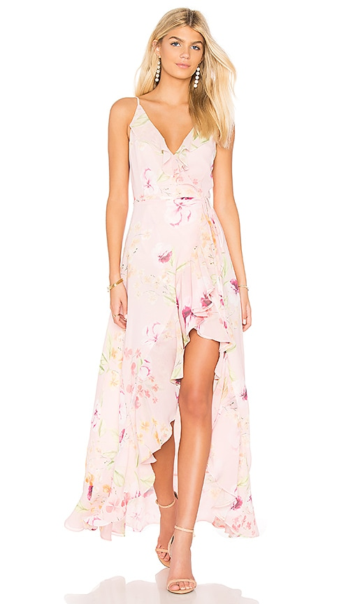 Yumi Kim Meadow Maxi Dress in Pink