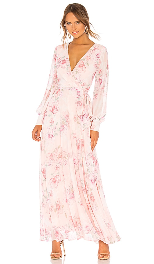 Giselle Maxi Dress by Yumi Kim