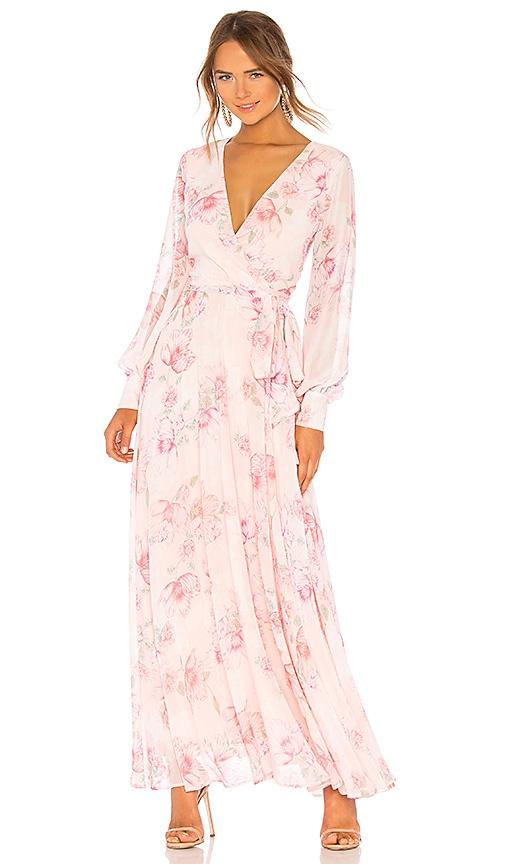Giselle Maxi Dress by Yumi Kim