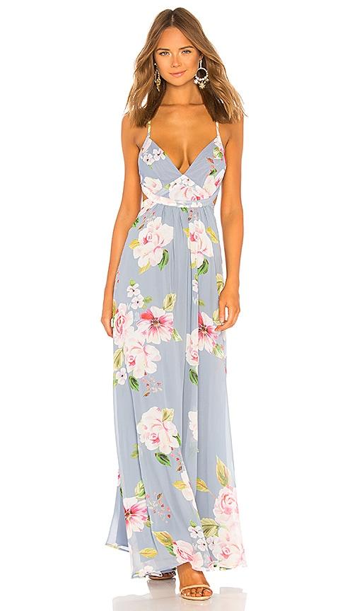 6623309d09b Yumi Kim Me And You Maxi Dress in Ohana Stone