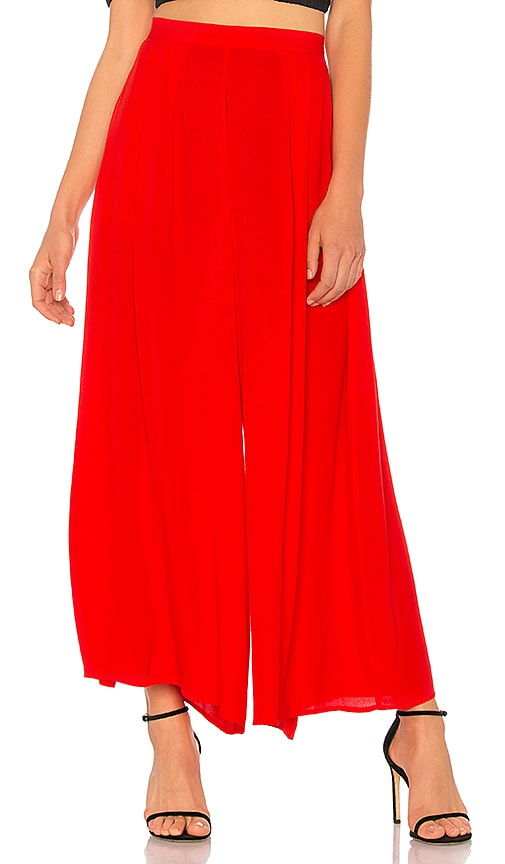 Resort Culottes In Red. Culottes Station En Rouge. - Size S (also In Xs) Yumi Kim - La Taille De (également Xs) Yumi Kim oFnlw
