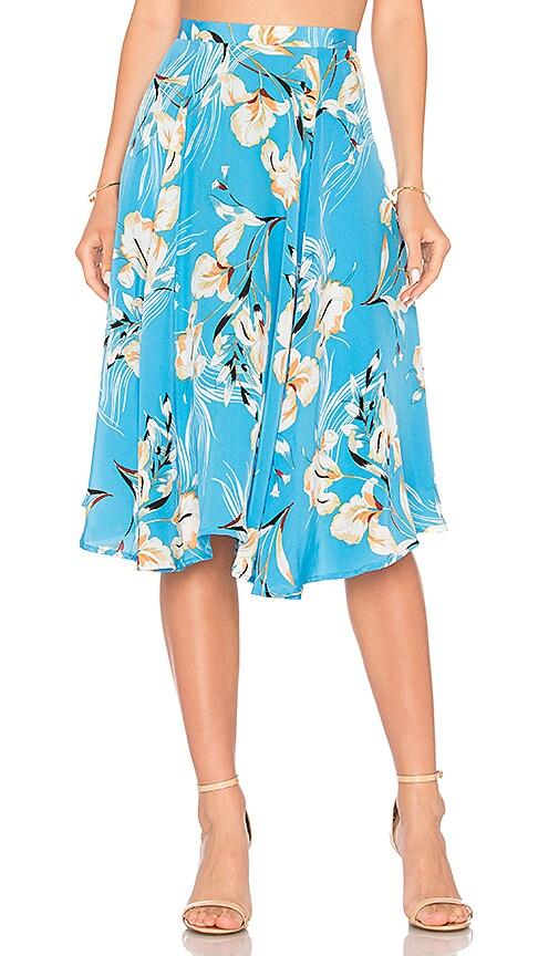 Yumi Kim Cassidi Skirt in Blue