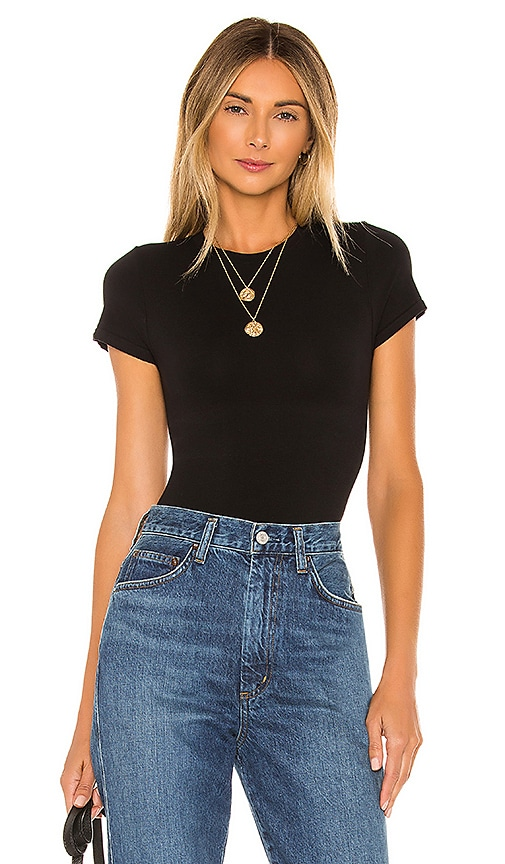 Short Sleeve Bodysuit