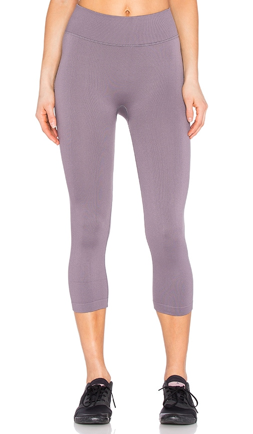 Yummie by Heather Thomson Gabby Capri in Gray