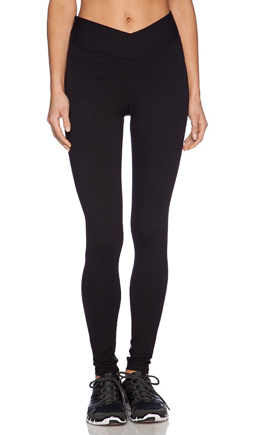Yummie by Heather Thomson Hannah Legging in Black