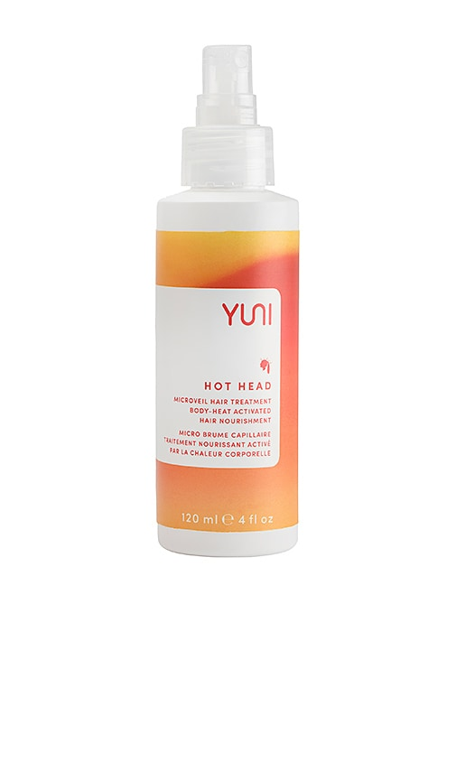 YUNI BEAUTY Hot Head Microveil Hair Treatment in Beauty: Na