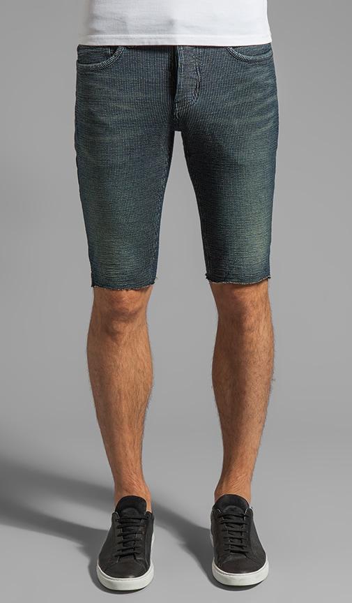 Stretch Demin Short