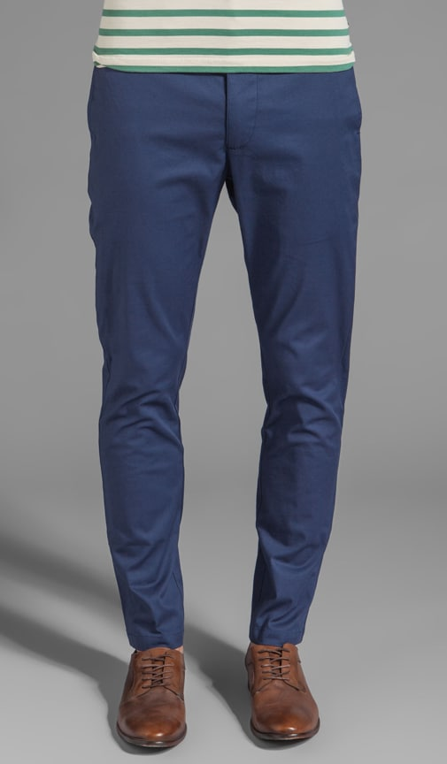 Double Back Pocket Slacks