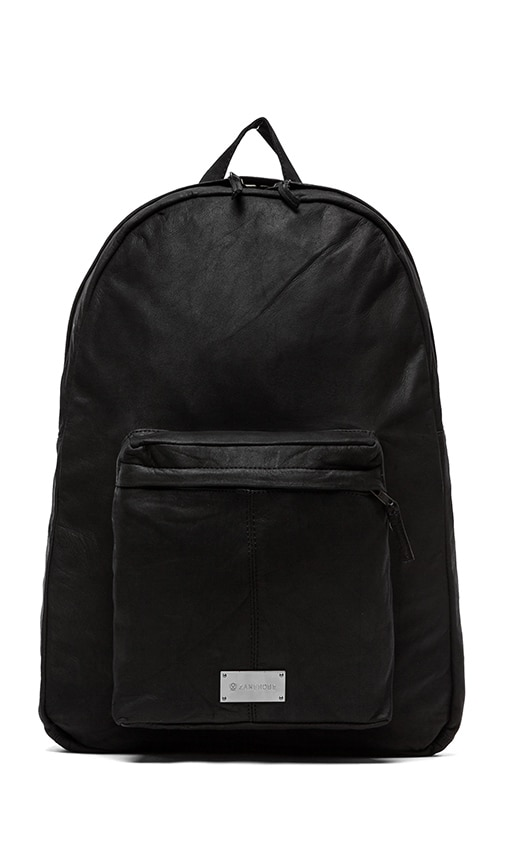Crosstown Leather Backpack