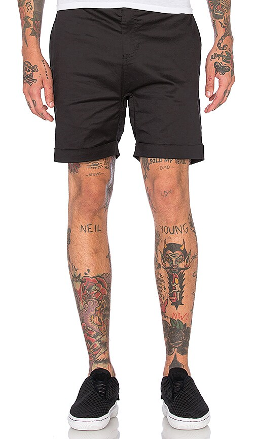 Zanerobe Scout Short in Black