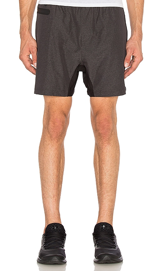 Zanerobe REC Tech Short in Black