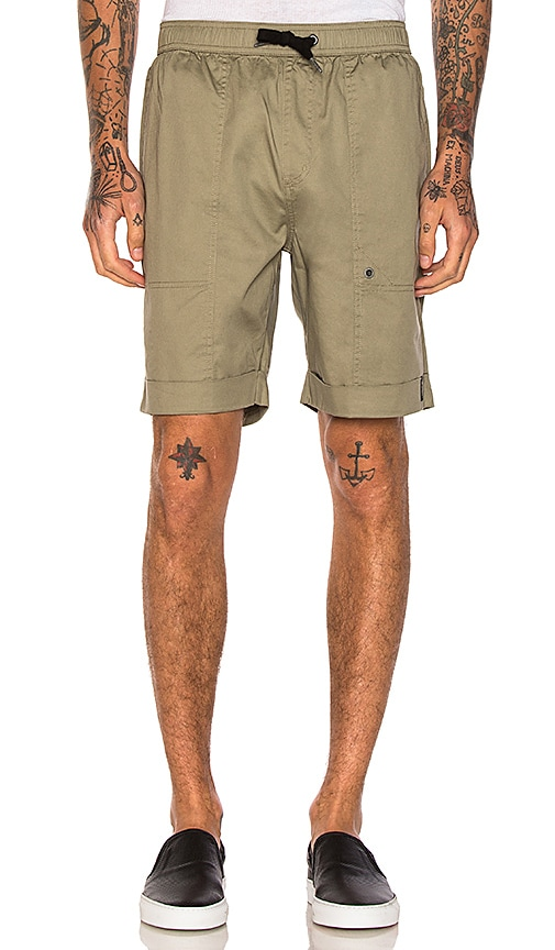 Zanerobe Blockshot Shorts in Tan