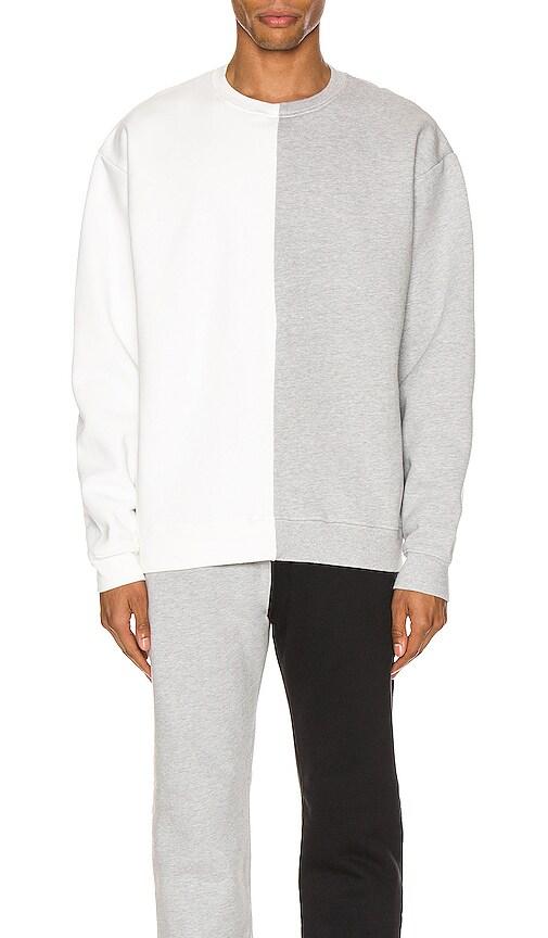 Splice Crew Sweatshirt