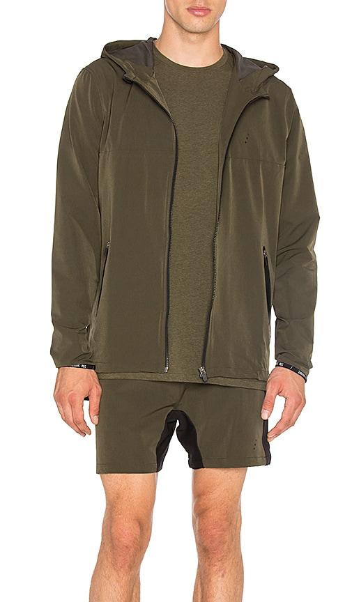 Zanerobe REC Tech Jacket in Olive
