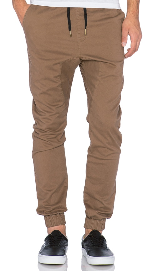Zanerobe Sureshot Pant in Cinnamon