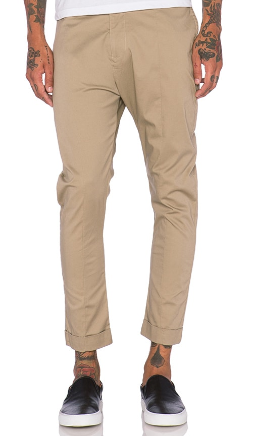 Zanerobe High Street Chino in Taupe