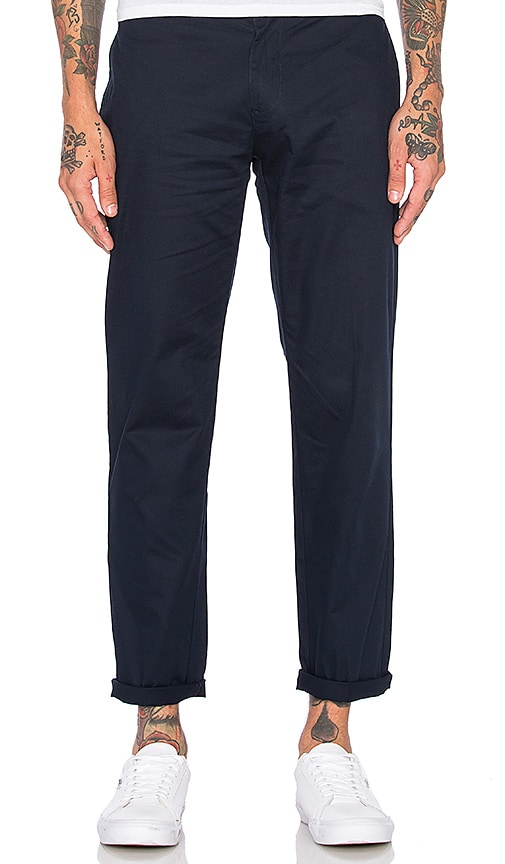 Zanerobe Box Chino in Navy