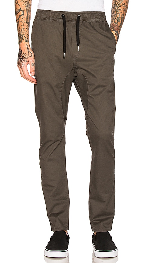 Zanerobe Salerno Chinos in Taupe