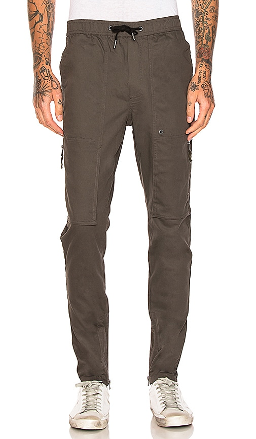 Zanerobe Blockshot Chinos in Gray