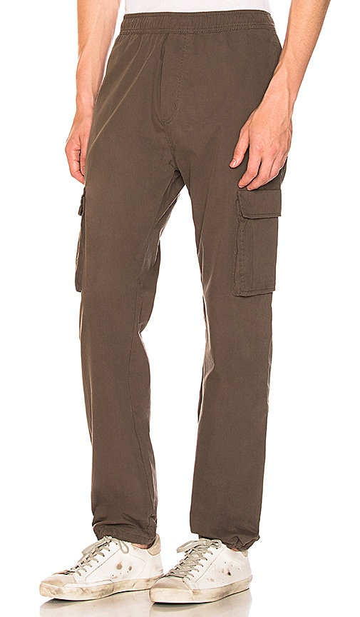 Zanerobe Tracer Cargo Pant in Army