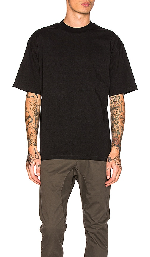 Zanerobe Box Tee in Black