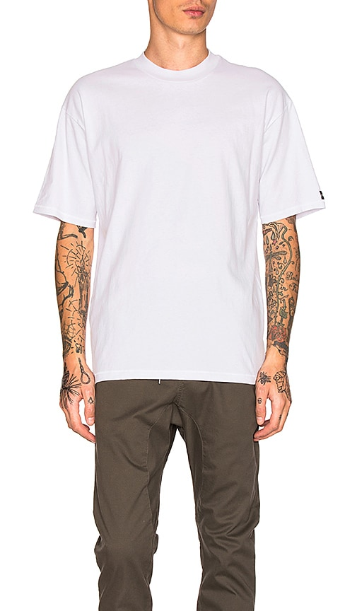 Zanerobe Box Tee in White