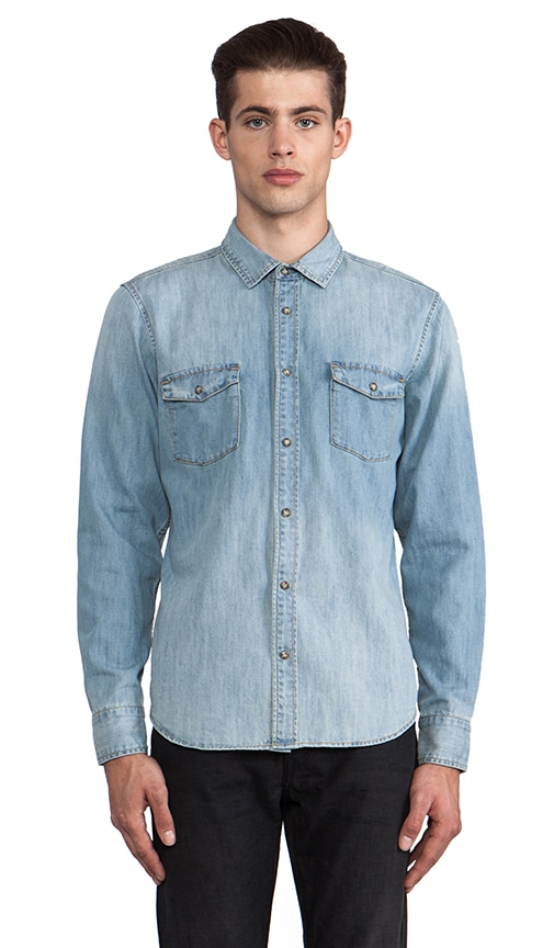 Reno Denim Shirt